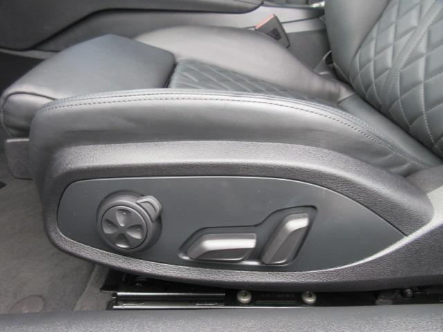 2.0TFSI クワトロ 4WD・黒本革シート バーチャルコックピット マトリクスLEDライト 給油口カバー 純正ナビ フルセグTV Bカメラ シートヒーター リアウイング可変式 リアコーナーソナー ワンオーナー(23枚目)