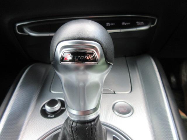 2.0TFSI クワトロ 4WD・黒本革シート バーチャルコックピット マトリクスLEDライト 給油口カバー 純正ナビ フルセグTV Bカメラ シートヒーター リアウイング可変式 リアコーナーソナー ワンオーナー(28枚目)