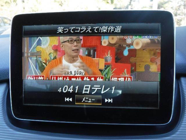 メルセデス・ベンツ M・ベンツ B180 1オナ HDDナビ フルTV Bカメ LEDライト