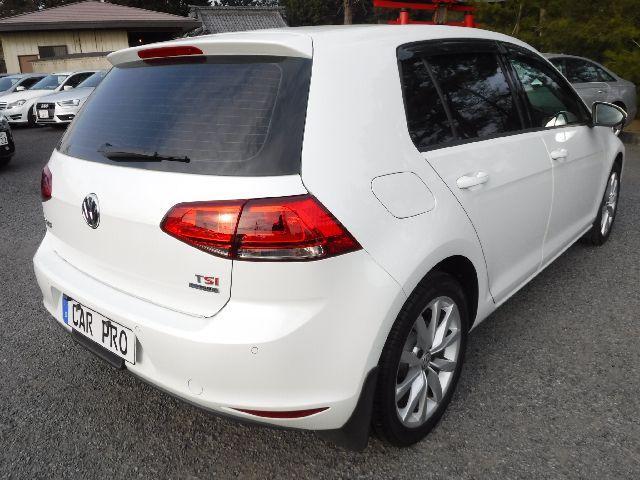 フォルクスワーゲン VW ゴルフ TSIハイラインBMT SDナビ 軽減ブレーキ キセノン