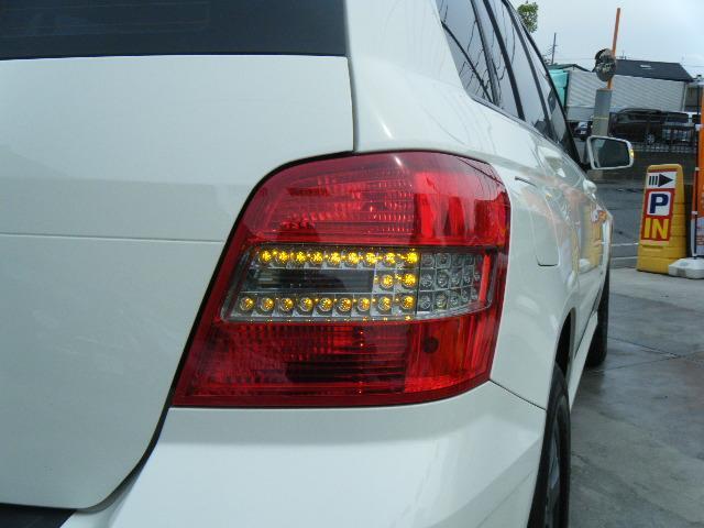 メルセデス・ベンツ M・ベンツ GLK300 4WD 1年保証 HDDナビ 左H フルTV