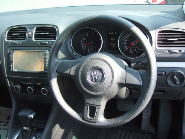 フォルクスワーゲン VW ゴルフ TSIトレンドライン 1年保証 ナビ フルTV Bカメラ