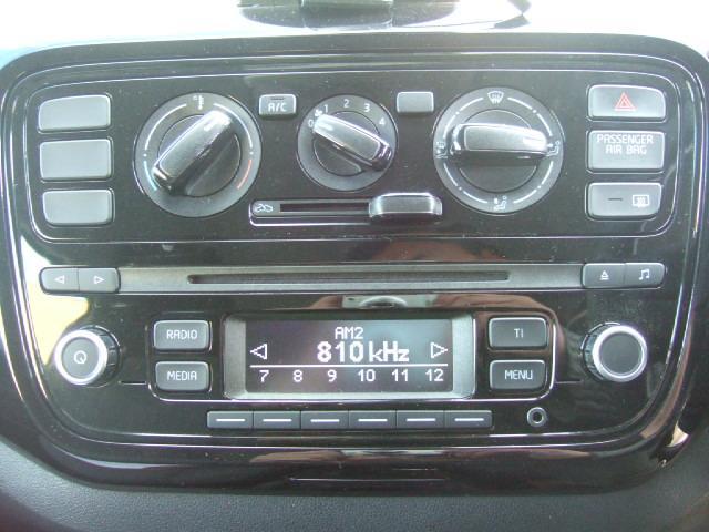 フォルクスワーゲン VW アップ! ムーブ アップ! 1年保証 純正オプションSDナビ TV