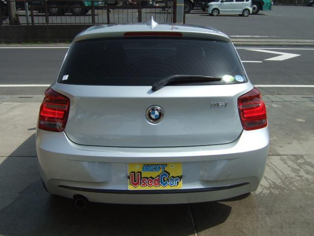 BMW BMW 116i スポーツ 1年保証 アイドリングストップ HID
