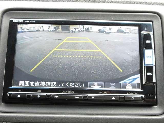 ホンダ ヴェゼル S 純正メモリーナビRカメラ