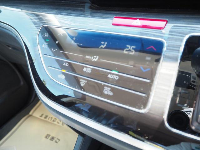アブソルート・アドバンス 7人乗り仕様 マルチビューカメラ 純正メモリナビ フルセグTV Bluetoothオーディオ ETC サイド・サイドカーテンエアバッグ 両側電動スライドドア スマートキー 純正17インチアルミホイール(34枚目)