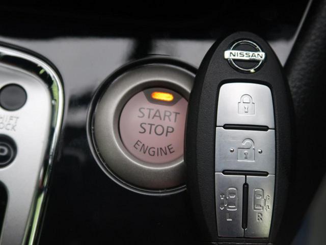 【インテリキー&プッシュスタート】☆鍵を挿さずにポケットに入れたまま鍵の開閉、エンジンの始動まで行えます。