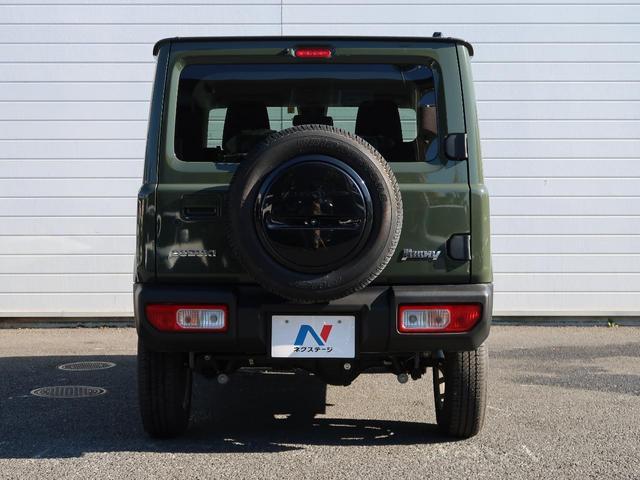 XC 4WD スズキセーフティーサポート(16枚目)