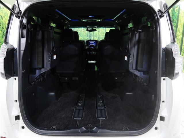 2.5Z Aエディション ゴールデンアイズ 特別仕様車 禁煙車 11型SDナビ 12.8型後席モニター 両側パワスラ 電動バックドア 3席オットマン 衝突被害軽減ブレーキ レーダークルーズ LEDヘッド 純正18インチアルミ ETC(52枚目)