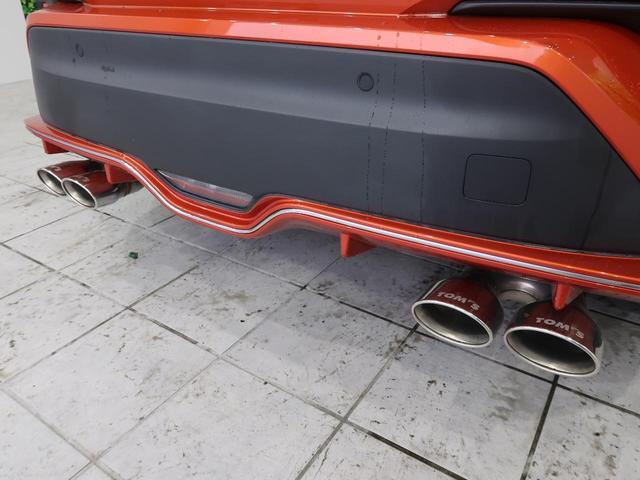 G 後期 純正8型ディスプレイオーディオ パノラミックビューモニター トヨタセーフティセンス LEDヘッド TOM'Sマフラー レーダークルーズ 純正18インチAW ETC(31枚目)