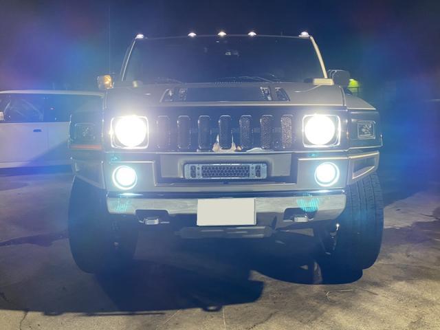 「ハマー」「ハマーH2」「SUV・クロカン」「千葉県」の中古車8