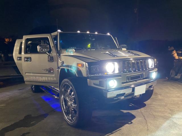 「ハマー」「ハマーH2」「SUV・クロカン」「千葉県」の中古車22