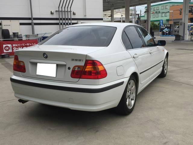 BMW BMW 325i サンルーフ キーレスエントリー  禁煙車