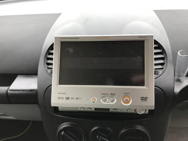フォルクスワーゲン VW ビートル ディーラー車 ポータブルナビ DVD