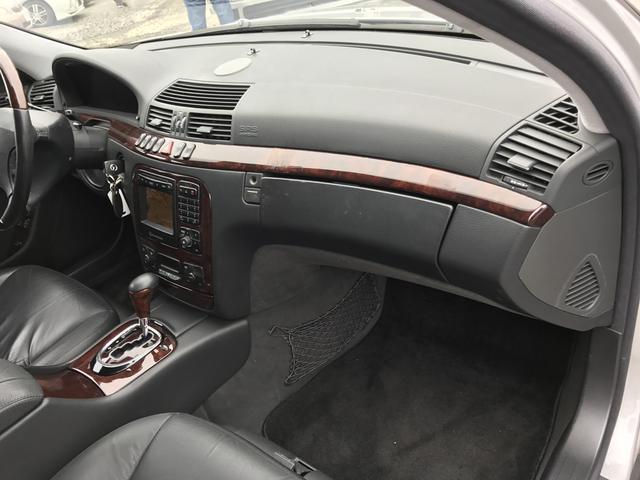 メルセデス・ベンツ M・ベンツ S500 キーレスエントリー サンルーフ