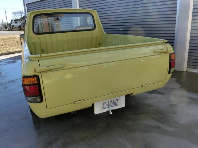 日産 サニートラック DX 丸目フェイス クーラー メッキバンパー 色替え車