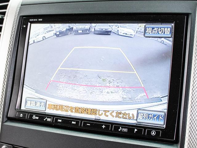 X ワンオーナー リアモニター HDDナビ 電動スライドドア(6枚目)
