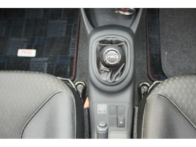 トヨタ ヴィッツ RS シリンダ・ヘッドOH済み TRD3連メーター