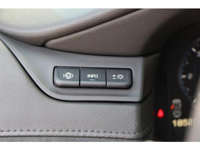 ヘッドアップディスプレイ&デジタルメーター光量調節スイッチ!