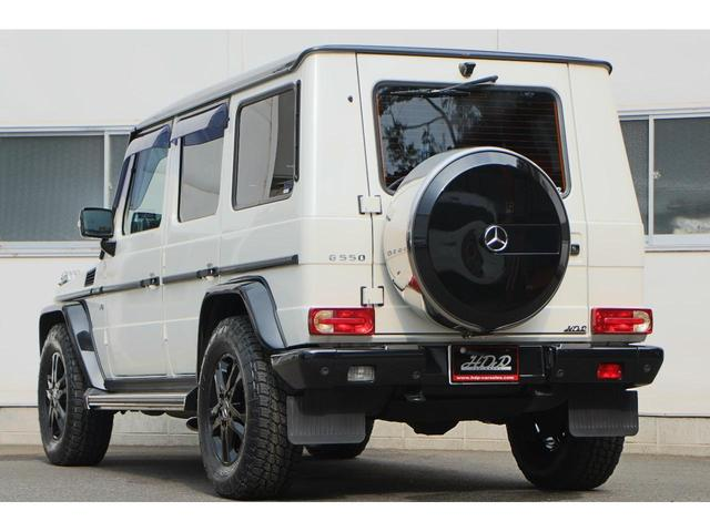 G550L エディションセレクト 特別仕様限定車 専用パーツ(3枚目)