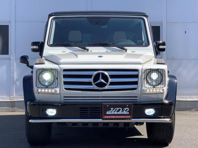 G550L エディションセレクト 特別仕様限定車 専用パーツ(5枚目)