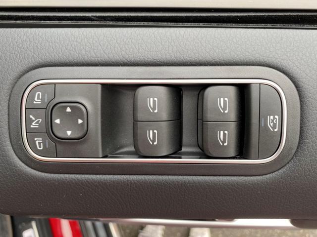 G350d マヌファクトゥーアエディション ディーゼル 4WD ジュピターレッド 限定100台・登録済み未使用車(21枚目)