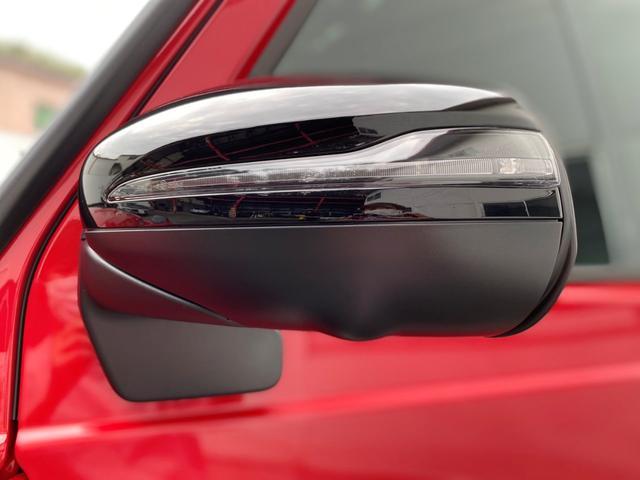 G350d マヌファクトゥーアエディション ディーゼル 4WD ジュピターレッド 限定100台・登録済み未使用車(25枚目)