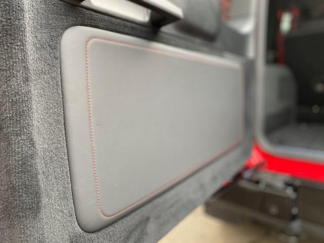 G350d マヌファクトゥーアエディション ディーゼル 4WD ジュピターレッド 限定100台・登録済み未使用車(47枚目)