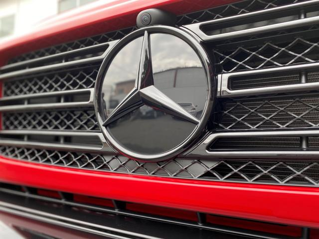 G350d マヌファクトゥーアエディション ディーゼル 4WD ジュピターレッド 限定100台・登録済み未使用車(51枚目)