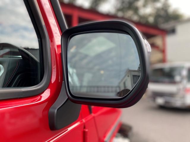 G350d マヌファクトゥーアエディション ディーゼル 4WD ジュピターレッド 限定100台・登録済み未使用車(54枚目)