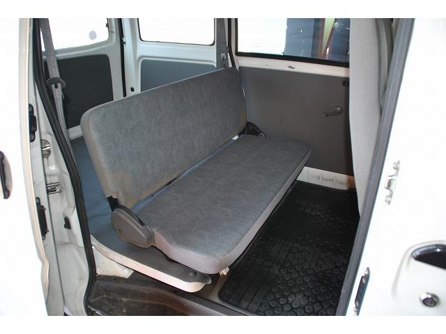 日産 クリッパーバン DX ハイルーフ 集中ドアロック