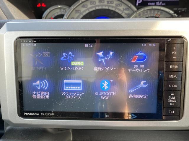 X SA スマートアシスト 左電動スライドドア 社外SDナビ フルセグTV 記録簿H27.29.R1(15枚目)