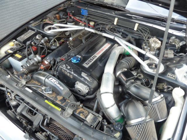 GT-R 5MT 4WD 純正17AW NISMOエアロ(13枚目)