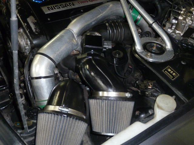 GT-R 5MT 4WD 純正17AW NISMOエアロ(16枚目)