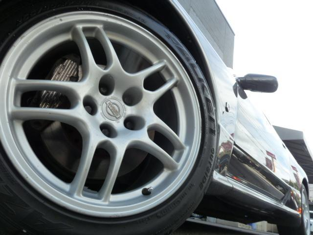 GT-R 5MT 4WD 純正17AW NISMOエアロ(19枚目)