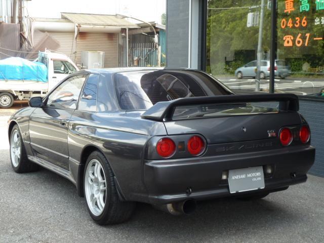 GT-R 5MT 4WD 純正17AW NISMOエアロ(20枚目)