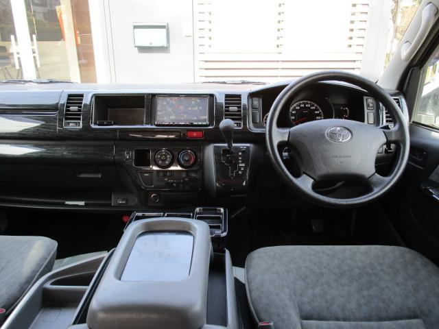 GL 1オナ HDDナビ 外AW フローリング 車中泊ベット(5枚目)