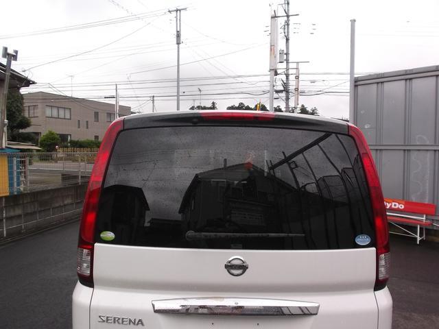 日産 セレナ 20G ナビ バックカメラ サイドカメラ ETC 15AW