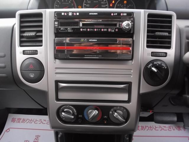 日産 エクストレイル S 4WD HDDナビ ETC