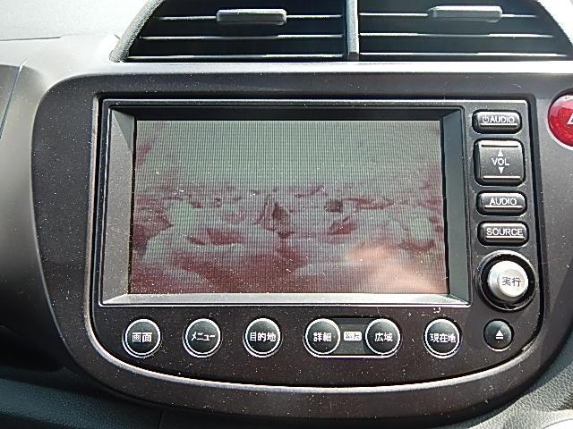 ホンダ フィット RS ワンオーナー HDDインターナビ ワンセグTV ETC