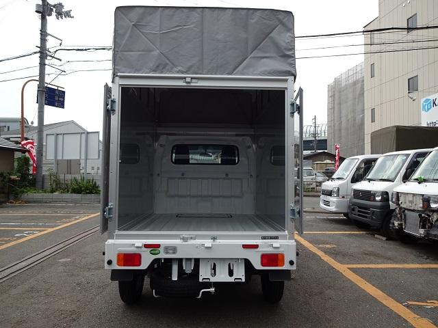 日産 クリッパートラック カワハラボディー荷箱搭載