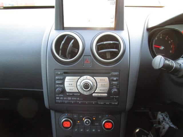日産 デュアリス 20G スタイリッシュGR B・Sモニター インテリキー