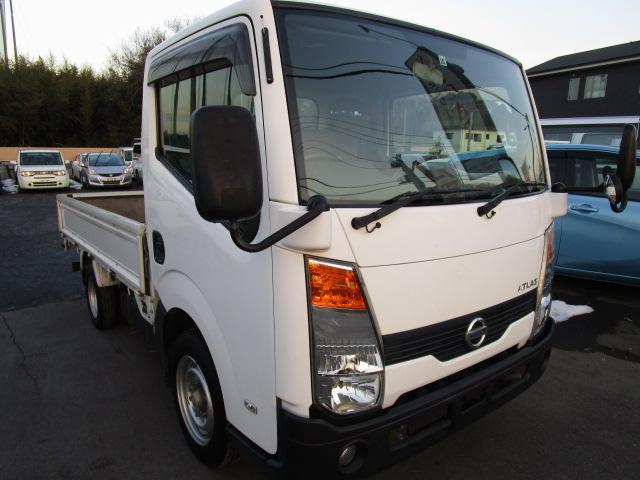日産 アトラストラック ショートスーパーローDX  坂道発進補助装置 電格ミラー