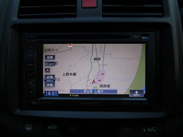 EL 4WD 電動格納ミラー PS PW ナビ(17枚目)