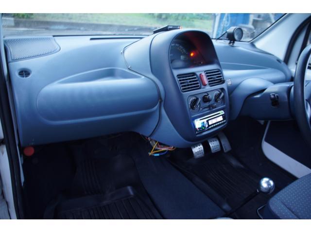 スズキ ツイン ガソリンA 1オーナー車 ETC タコメーター
