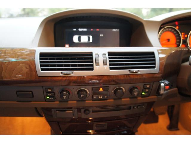 BMW BMW 745i 記録簿有 ETC 本革シート