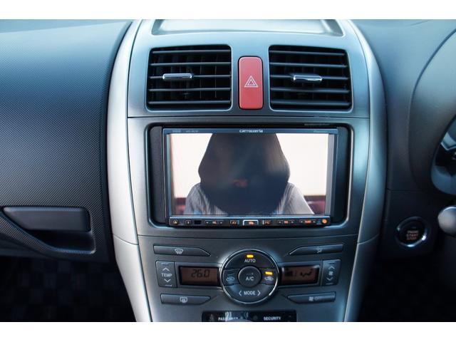 トヨタ オーリス 150X Mパッケージ HDDナビ TV ETC DVD再生