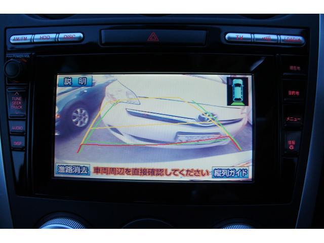 マツダ CX-7 クルージング 1オナ 本革 HDDナビ Bカメ サイドカメラ