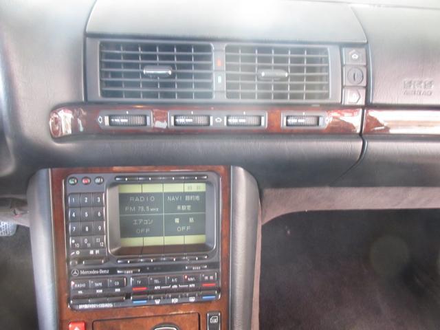 メルセデス・ベンツ M・ベンツ S600