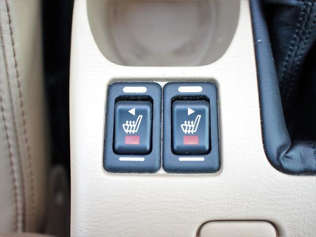 X20 L.L.Beanエディション本革シートシートヒーター(5枚目)